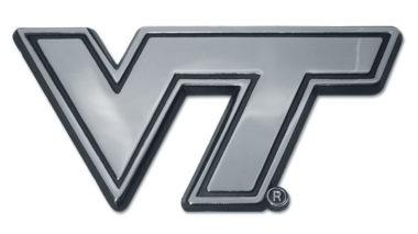 Virginia Tech Chrome Emblem image