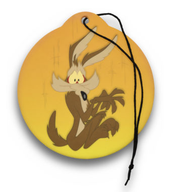 Wile E. Coyote Air Freshener  6 Pack - New Car Scent image