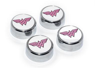 Wonder Woman License Plate Frame Screws