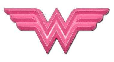 Wonder Woman Hot Pink Emblem image
