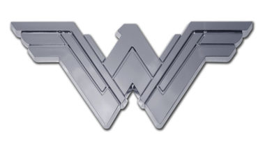 Wonder Woman Chrome Emblem image
