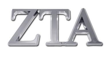 ZTA Chrome Emblem