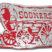 University of Oklahoma Sooner Crimson Chrome Emblem image 1