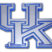 University of Kentucky Blue Chrome Emblem image 1